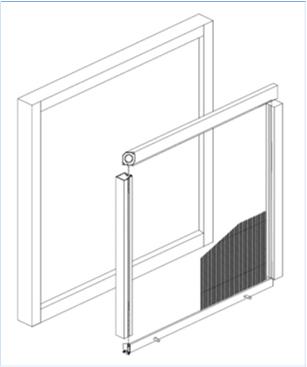 Splitter nya Myggnät för fönster och dörrar, håll myggorna stången | JW Nordic RZ-94